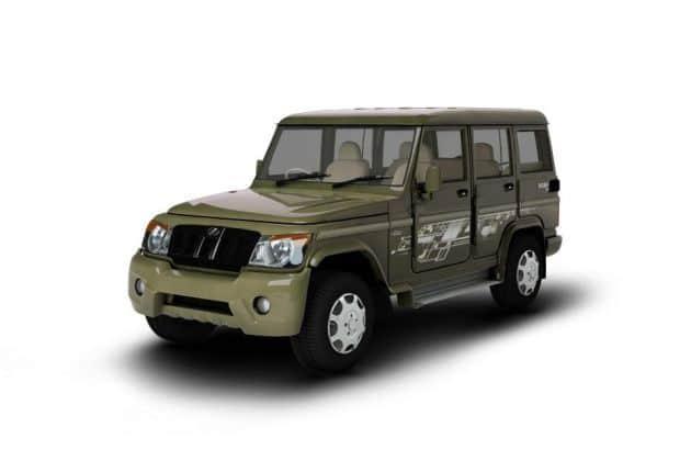 Automotive Mahindra Bolero New Cars