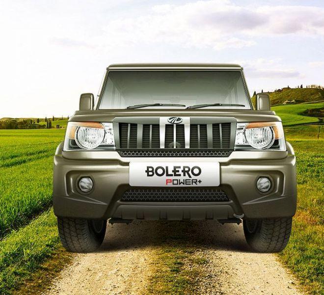 Automotive Mahindra Bolero Power Plus Exterior-1