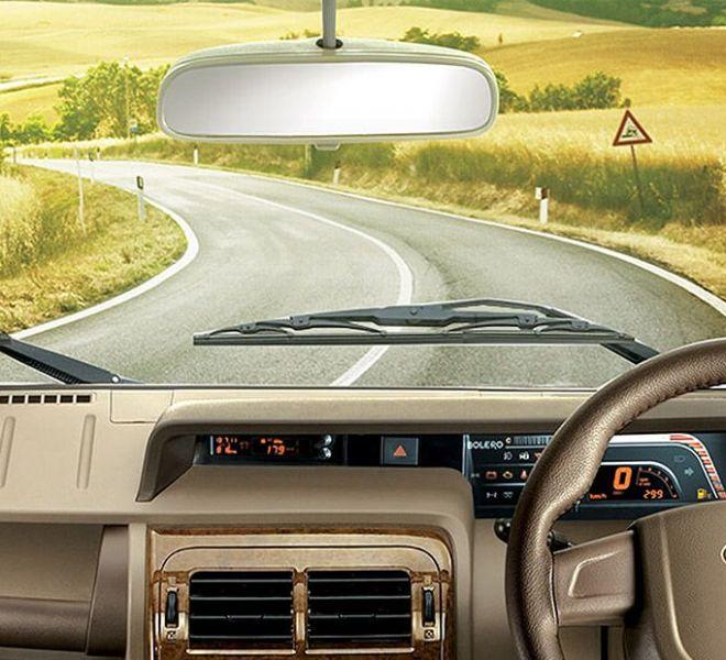Automotive Mahindra Bolero Power Plus Interior-7