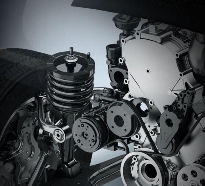 Automotive Mahindra TUV300 Plus Interior-2