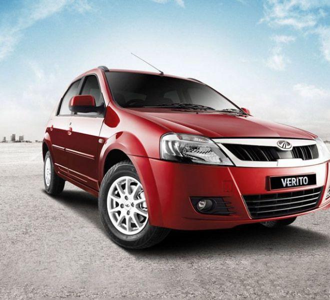 Automotive Mahindra Verito Exterior-4