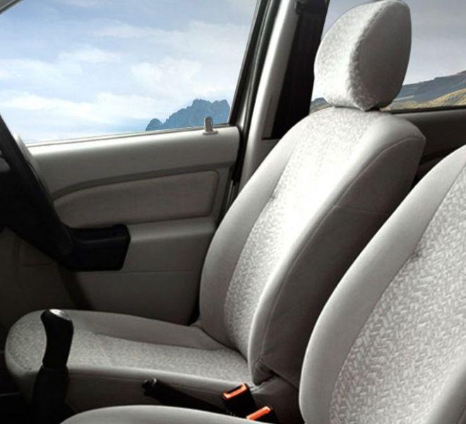 Automotive Mahindra Verito Interior-5