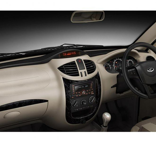 Automotive Mahindra Xylo Interior-2