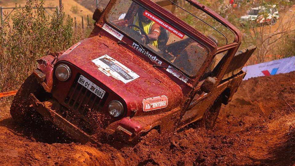 Offroading - Automotive Mahindra